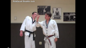 Shin Ho Kwan Counter Grappling - Brown Belt