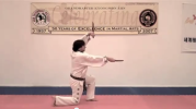Shin Ho Kwan Double Knife Form
